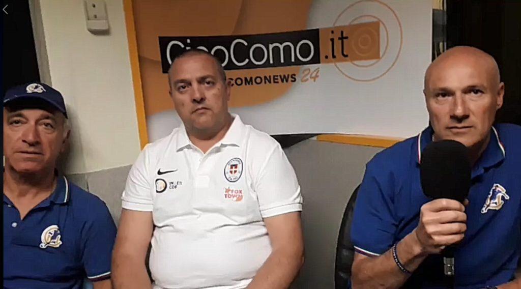 Intervista a Giuseppe Marovelli su Radio CiaoComo